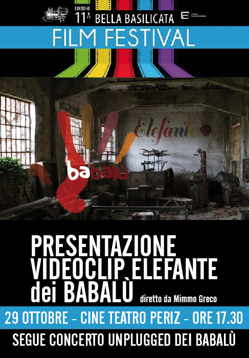 Locandina Bella Film Festival