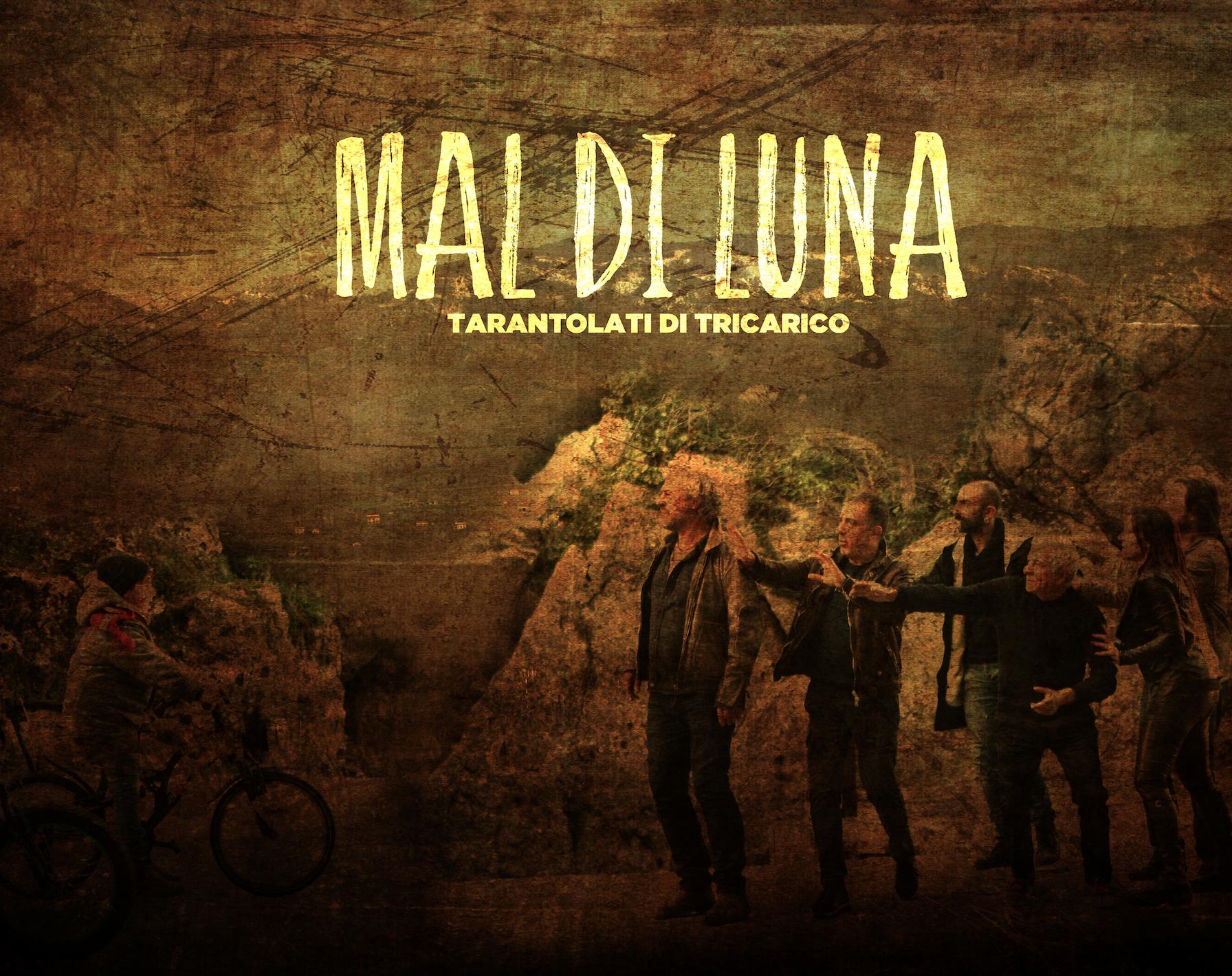 """""""Mal di Luna"""", è online il nuovo video dei Tarantolati di Tricarico"""