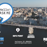Brindisi Welcome Spot Info Point