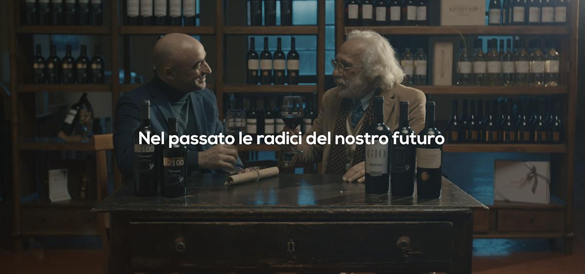 Nuovo spot Cantine Risveglio 2019 Mimmo Greco Brindisi