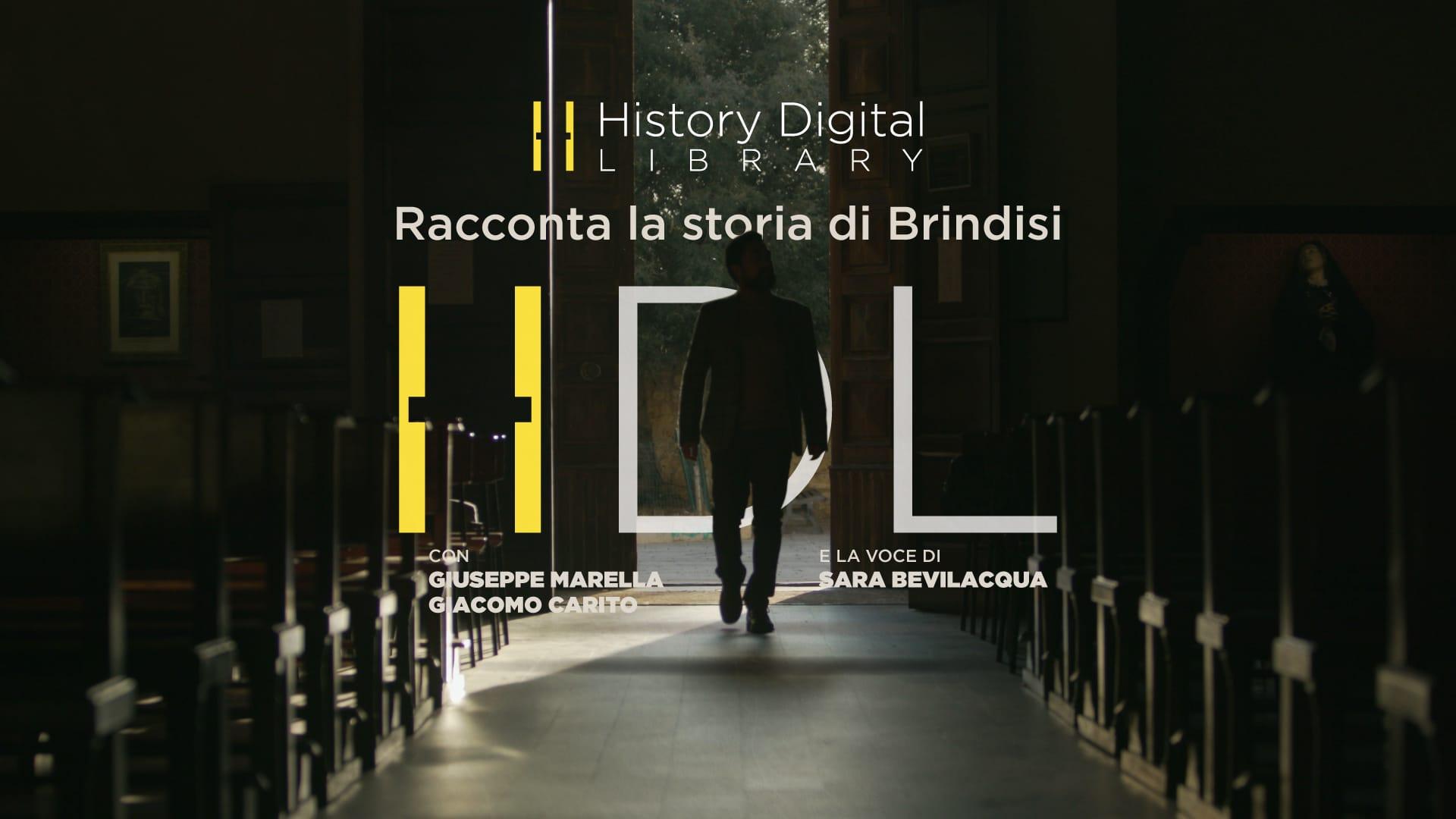 La Chiesa del Cristo Documentari History Digital Library