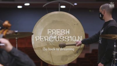 Fresh Percussion - Go back to dreaming